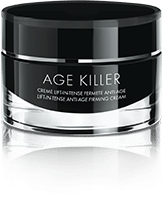 Anti-ageing cream lift-in-tense stretch effect