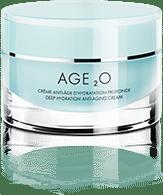 Deep moisturizing anti-ageing cream