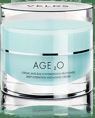 Crème hydratante anti-âge