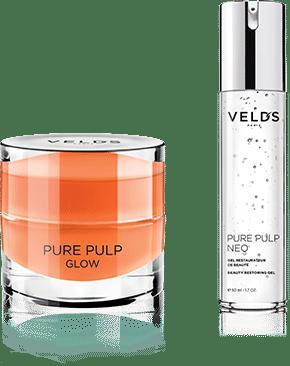 Gamme produits Pure Pulp