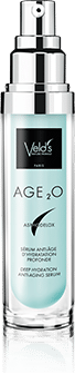 Siero viso idratante e anti-età Age 2 O