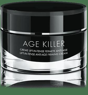 crème anti-âge fermeté visage age killer