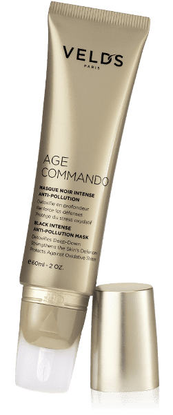 Masque noir Vsage Anti-pollution Age Commando