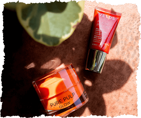 Pure pulp glow et Flash protect