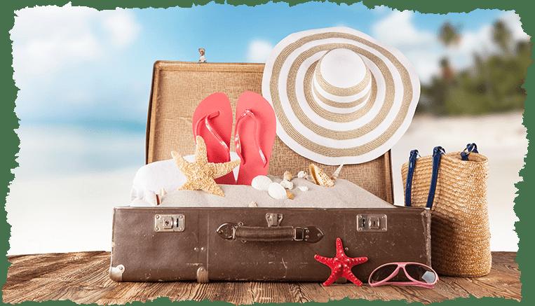 Spécial été : préparer sa valise beauté pour les vacances