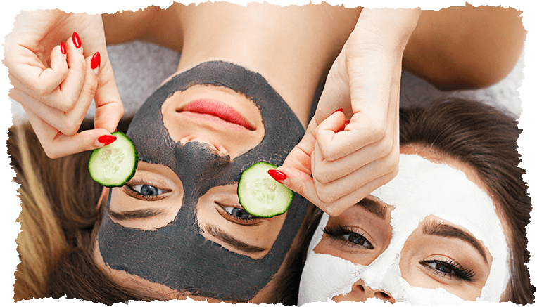 masques visage femmes - velds