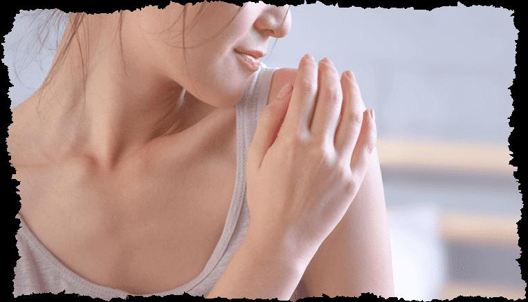 peau femme film hydrolipidique