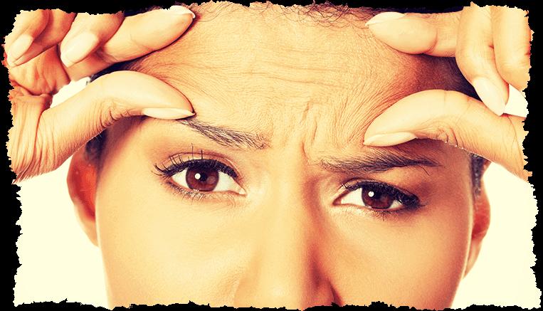 Rides d'expression : comment les réduire ?