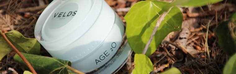 Creme hydratante age2o fond nature