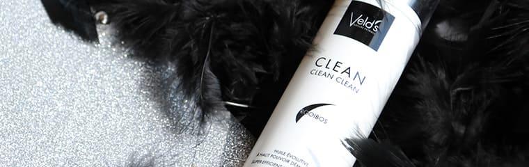 Poudre nettoyante Clean plume noir