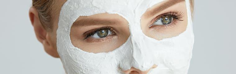 masque visage femme soin crème