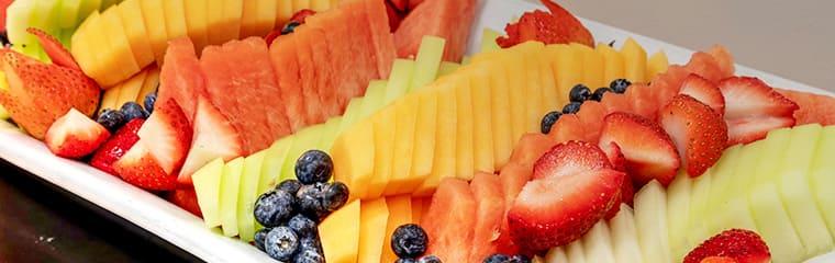 fruits été hydrater peau