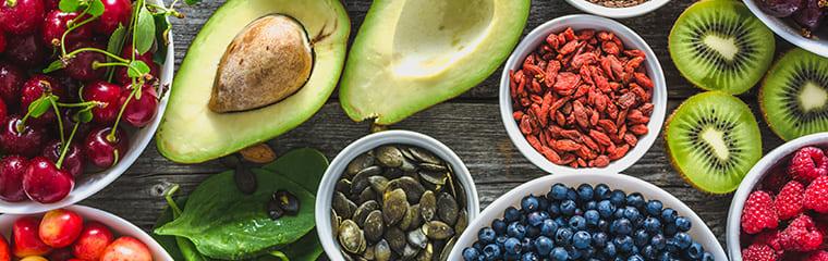 fruits legumes antioxydants