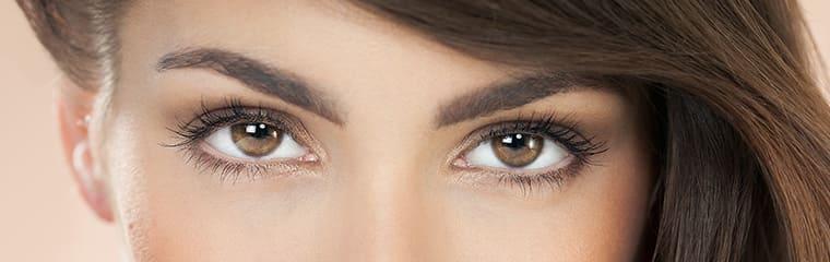 beau regard yeux femme