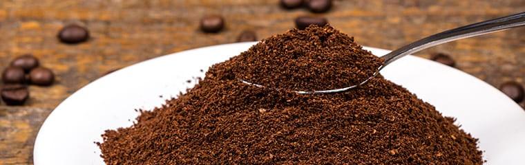 café soluble cuillère