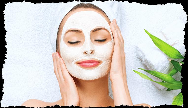 masque visage pour la peau velds