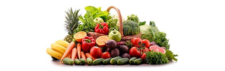 fruits et legumes bio